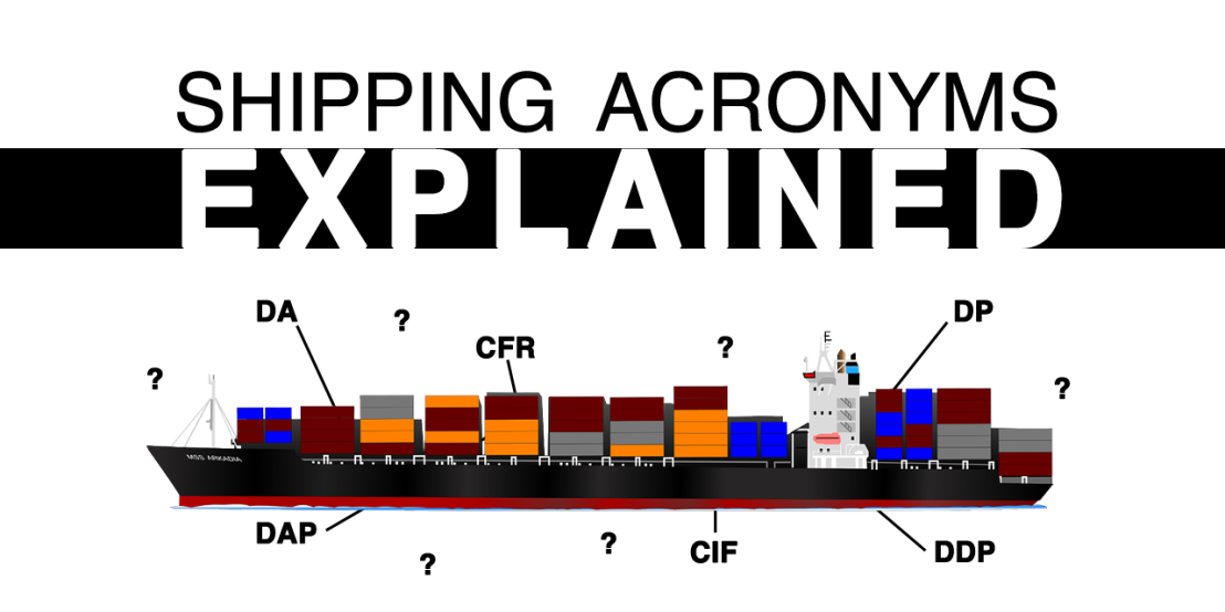 INCOTERMS you must know if you are importing orexporting