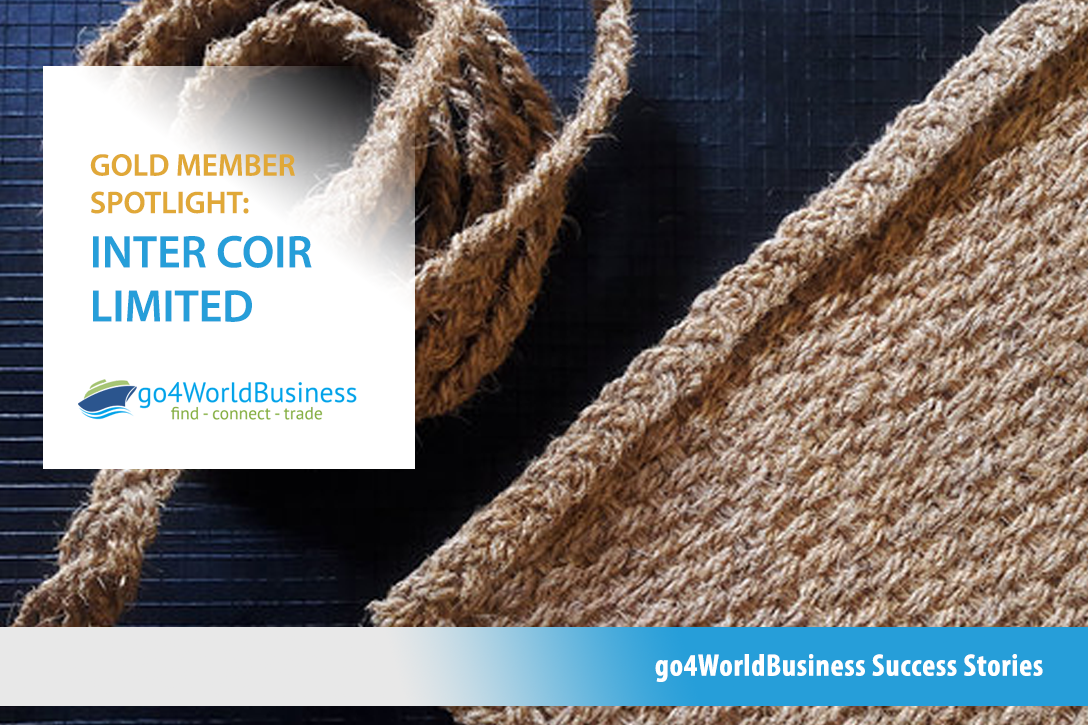 Gold Member Spotlight: Inter Coir Limited, Sri Lanka