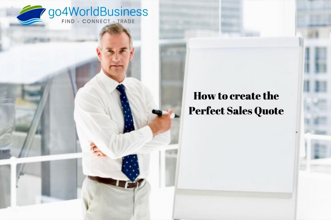 How to create the Perfect Sales Quote