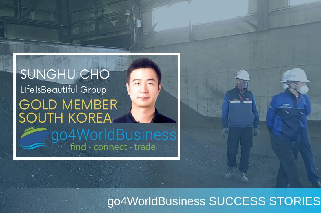 Member Spotlight: Sunghu Cho, LifeIsBeautifulGroup